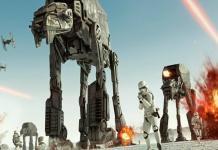 Star Wars-animación
