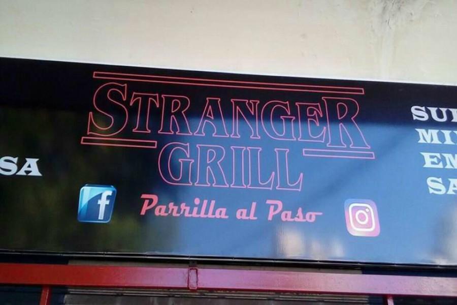 Stranger Grill