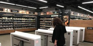 amazon go supermercado