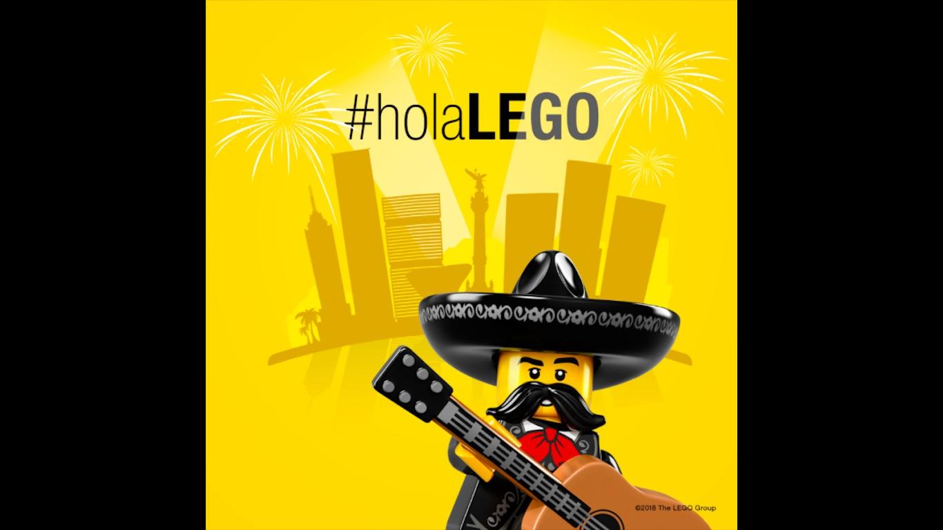 ¡Tendremos una tienda de Lego en México!