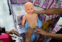 muñeca paraguay