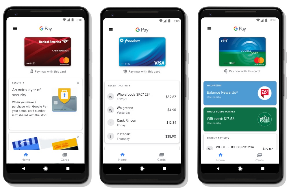 Google lanza Google Pay: adiós a Android Pay y Google Wallet