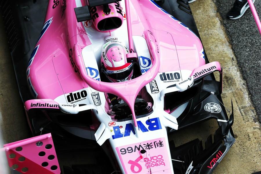 Pemex patrocinará a ''Checo'' Pérez en la F1
