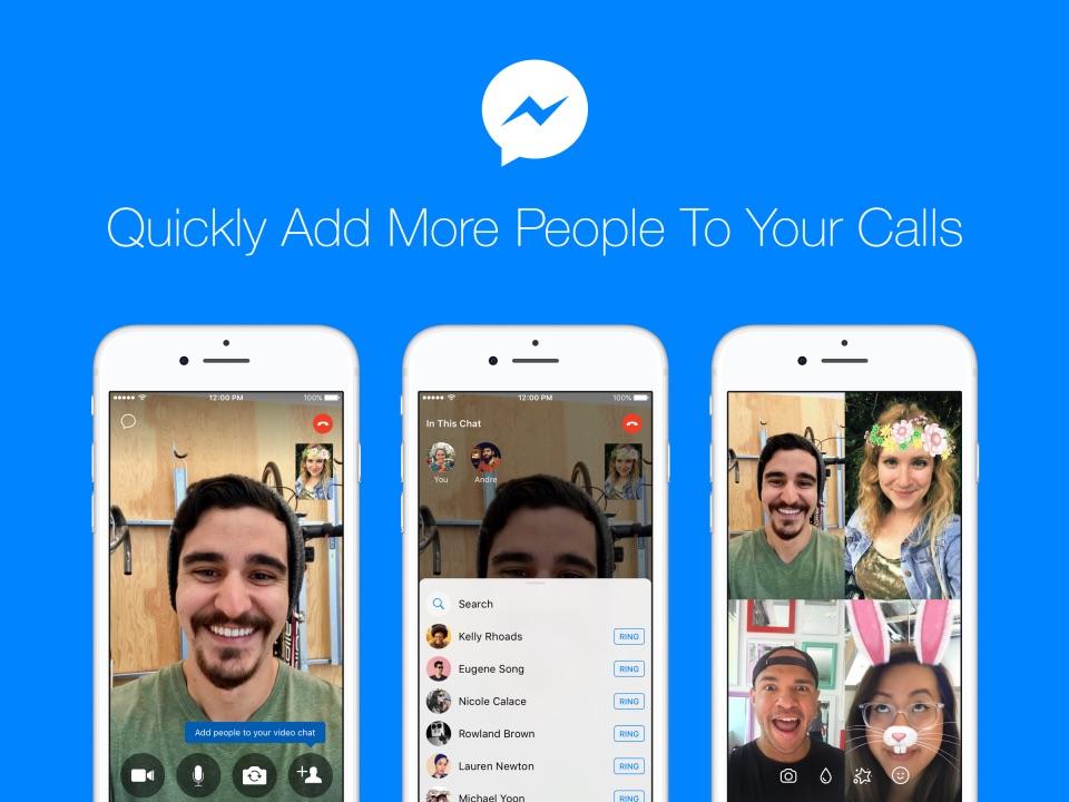 Facebook-Messenger-Groupes