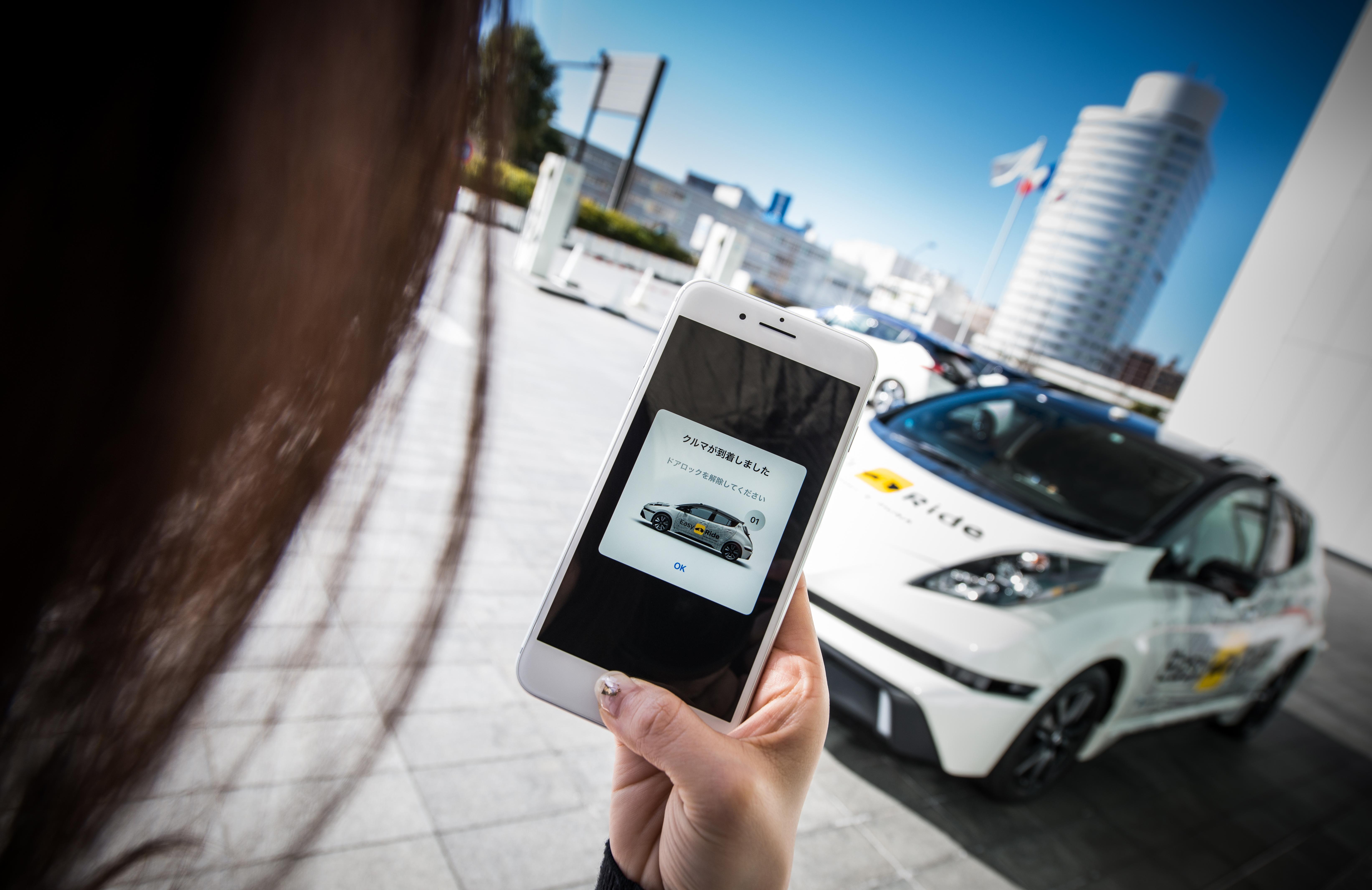 Nissan-Easy-Ride-taxi-conduccion autonoma