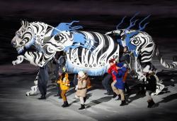 PyeongChang 2018-Juegos Olimpicos Invierno-Tigre