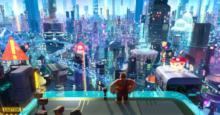 Ralph Breaks The Internet-Ralph el demoledor-Disney