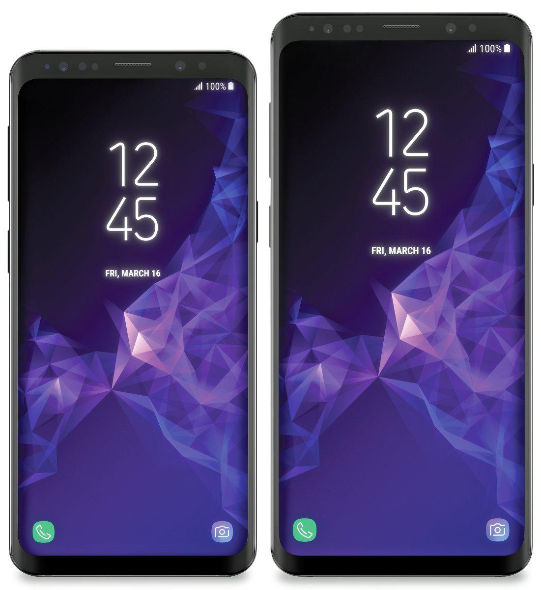 Samsung-Galaxy S9-EvaLeaks