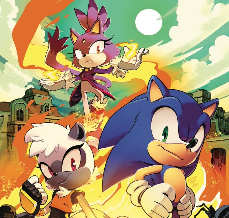 Ya tenemos fecha de estreno para la película de Sonic