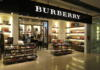 Burberry, retailers