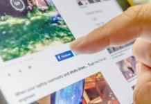 facebook - compartir contenidos