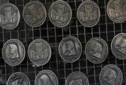 monedas trump