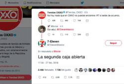 redes sociales-marcas-Oxxo-7 Eleven