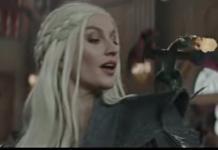 reyna de los dragones