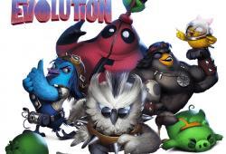 Angry Birds-Rovio-Evolution