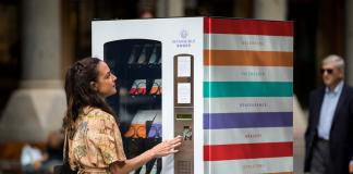 Art&About-Intangible Goods-Vending machine