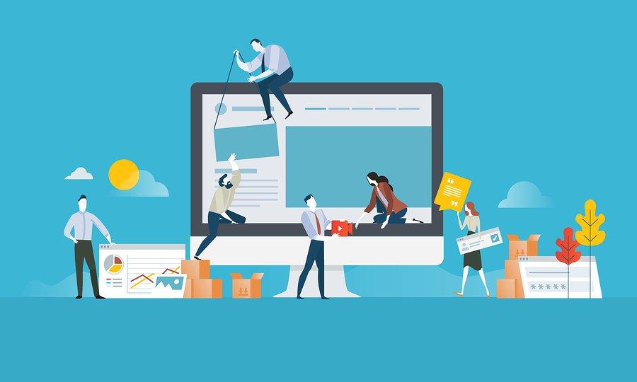 Tips para involucrar la animación en el diseño de un sitio web