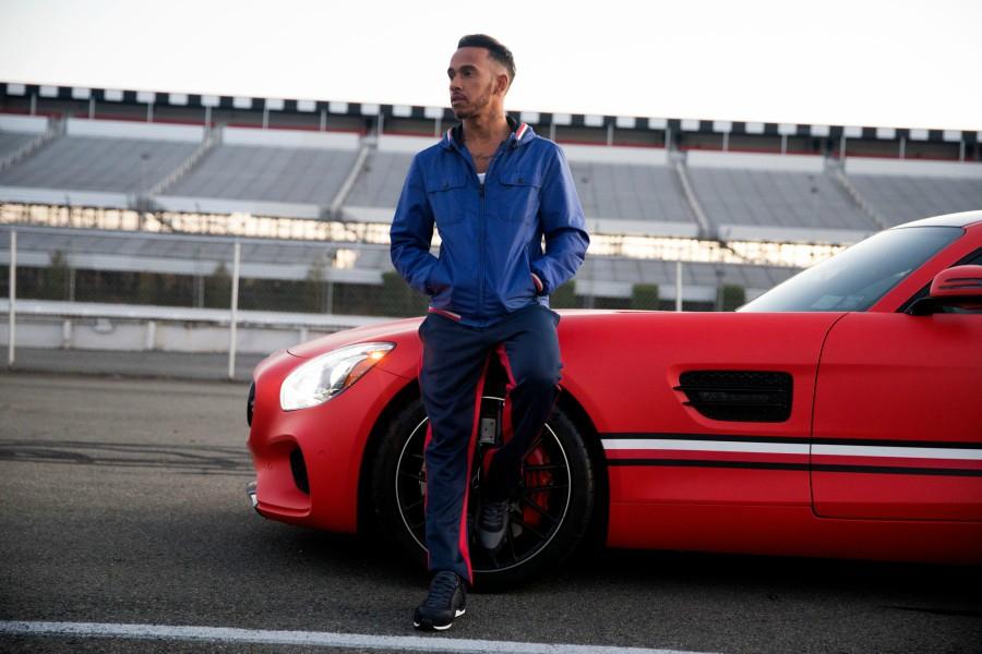 Lewis Hamilton es nuevo embajador de marca de Tommy Hilfiger