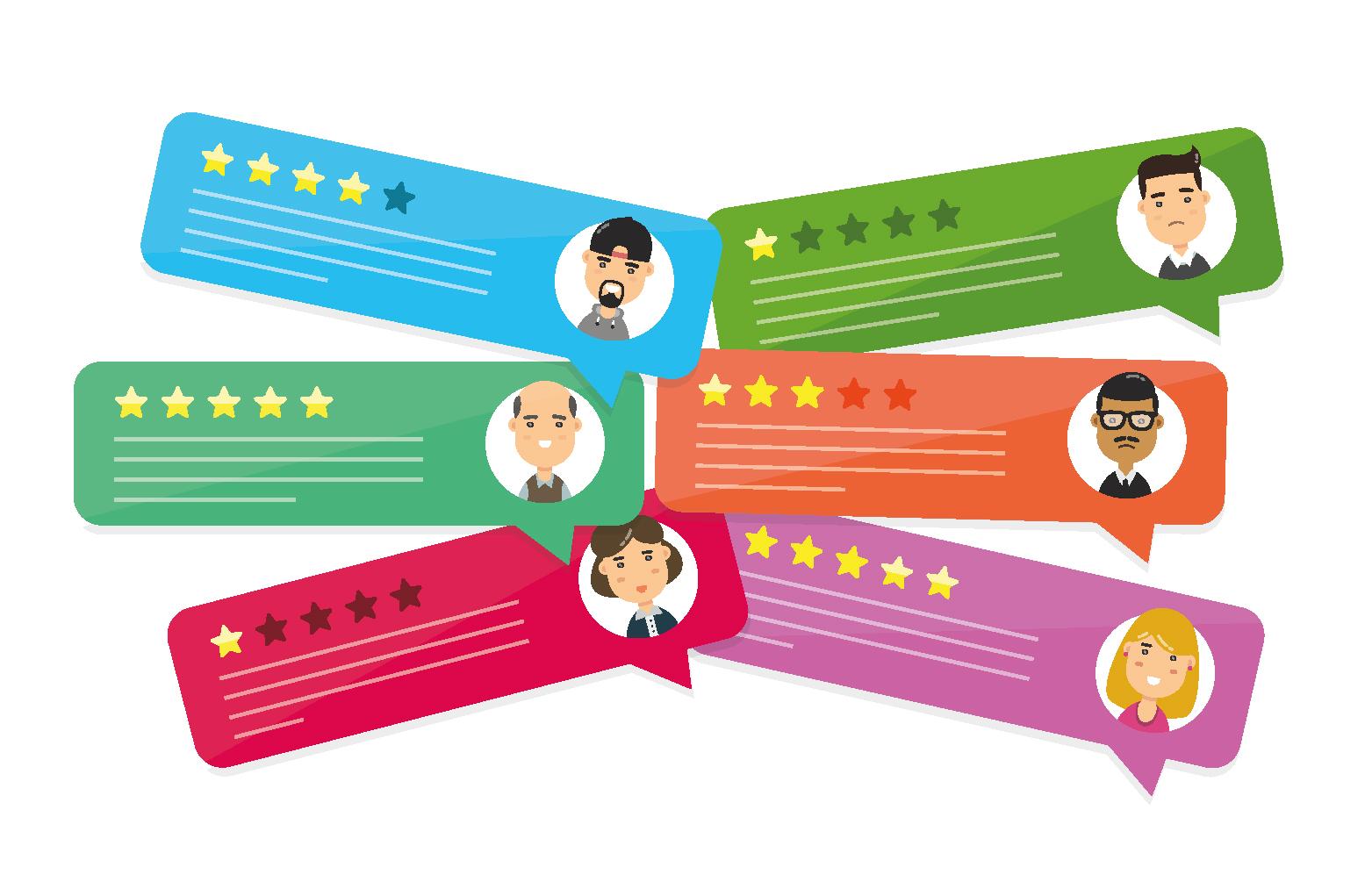 4 recomendaciones para gestionar las reseñas de tu producto o servicio