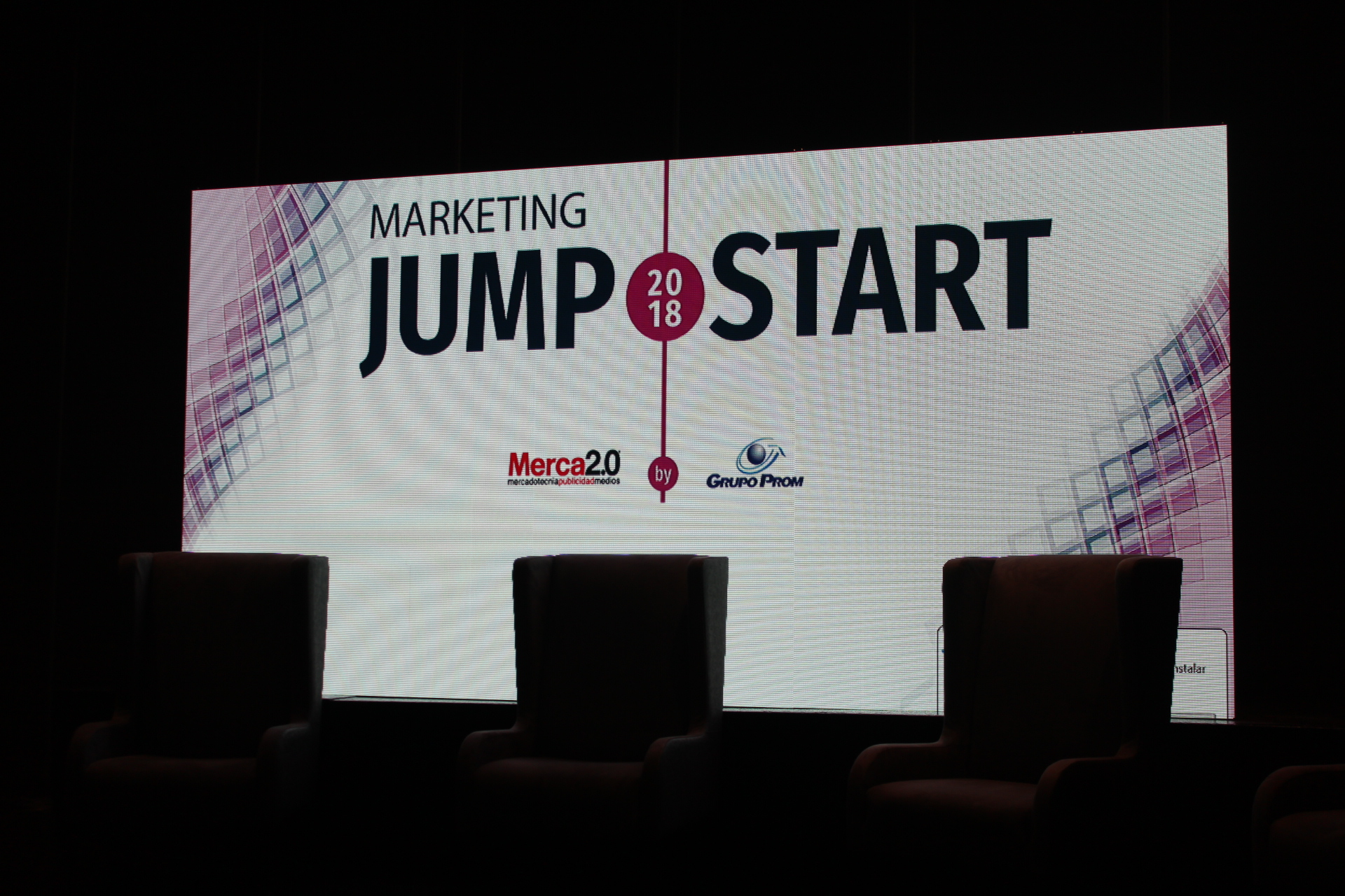 Marketing jump start