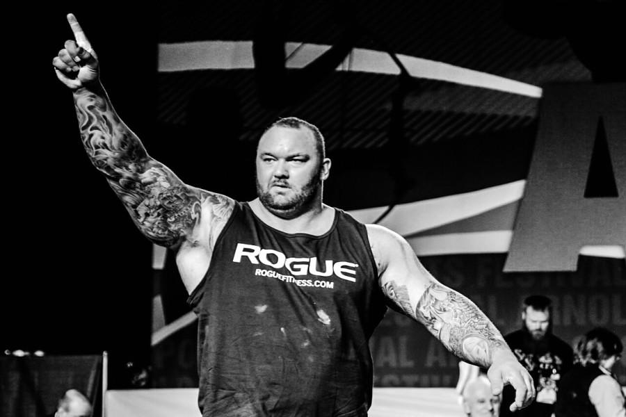 'La Montaña', de 'Juego de Tronos', bate el récord mundial de halterofilia