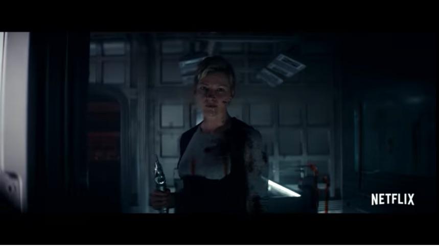 Promo de la serie de ciencia ficción Nightlyers de George RR Martin