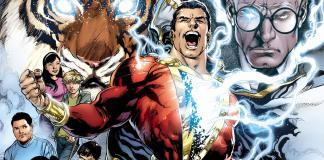 Shazam-DC Comics
