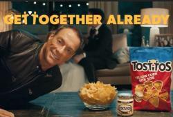 Tostitos- Get Together Already-Van Damme