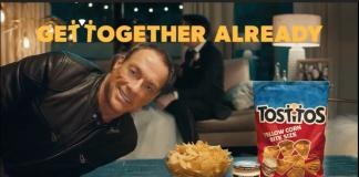 Tostitos- Get Together Already-Van Damme