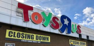 """retail - Toys """"R"""" Us"""