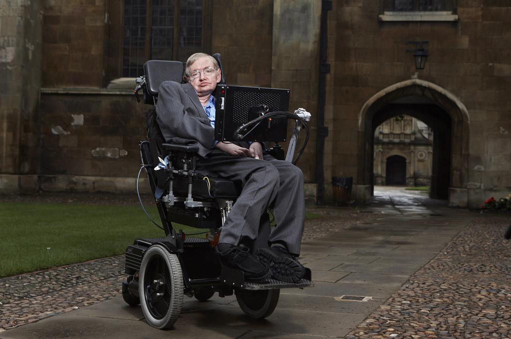 Legendary British Physicist Stephen Hawkings At Enam Kids News Article
