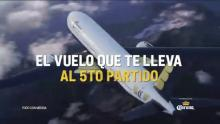 AeroCorona–El vuelo al 5to partido-Corona