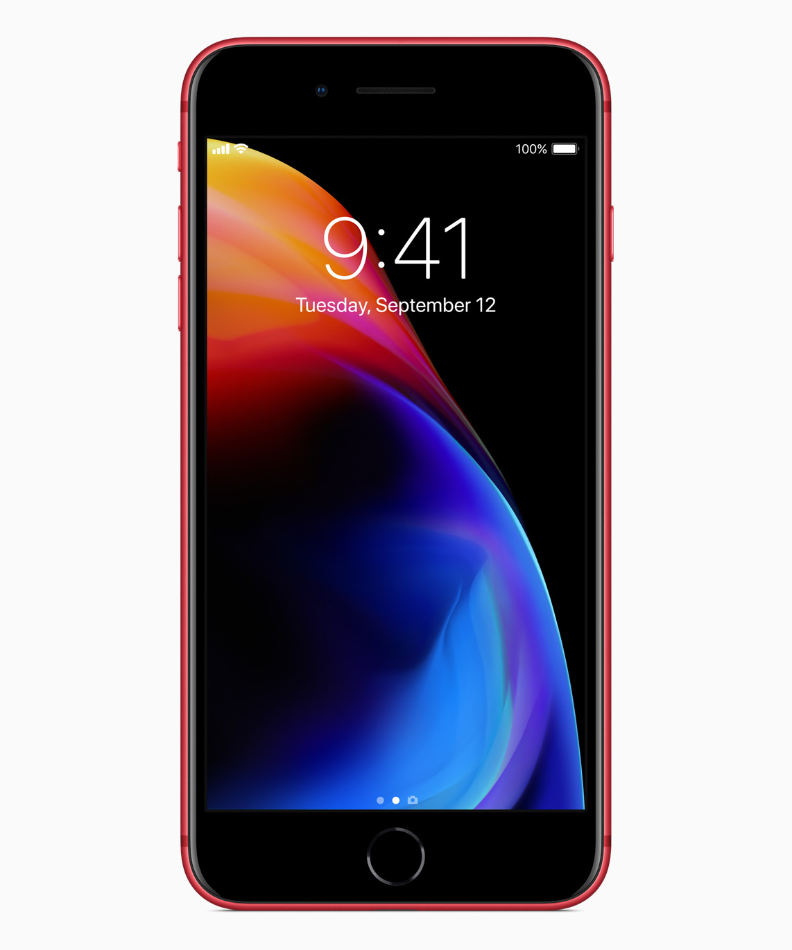 Apple-iPhone 8 Plus-Product RED-01