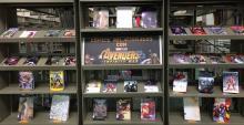 Biblioteca Vasconcelos-Avengers-Infinity War