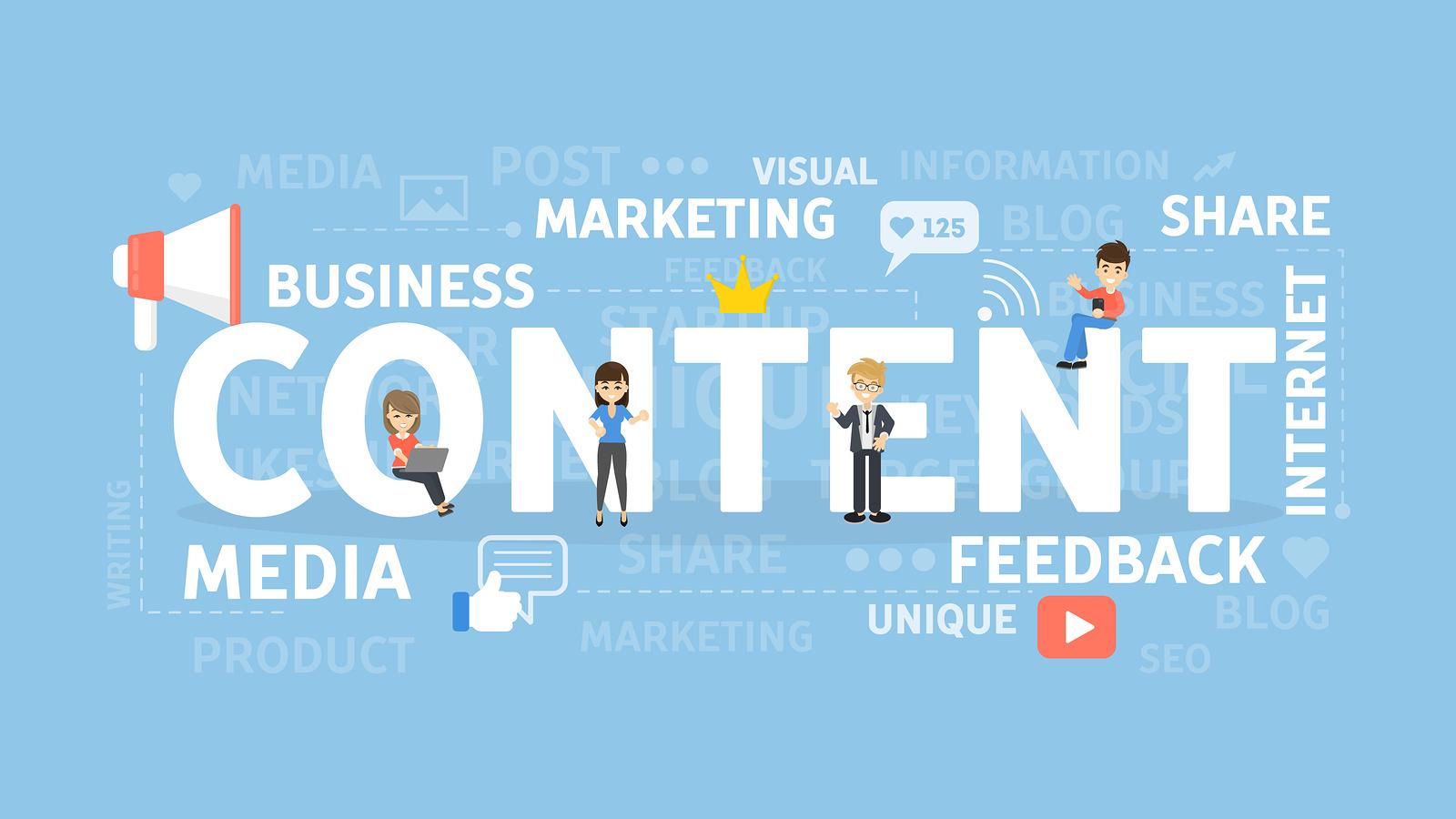 Realidades del content marketing que debes tener presentes