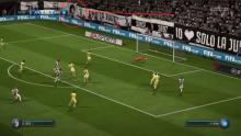 FIFA 18 Juventus vs Napoli-Maradona