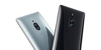 Sony-Xperia XZ2 Premium
