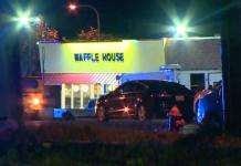 Waffle House-Tennessee-Estados Unidos