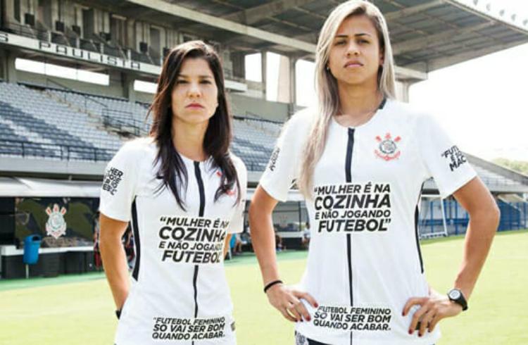 Fútbol Femenino Piden Patrocinios Para Tapar Frases Machistas
