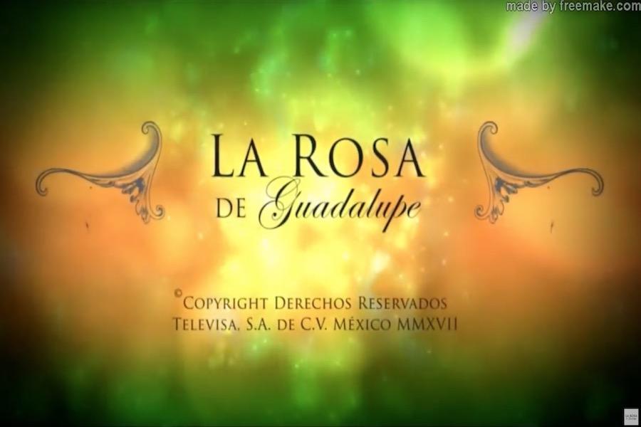 ¿Qué ven los niños mexicanos en TV? La Rosa de Guadalupe