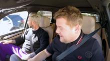 Adam Levine-James Corden-Carpool Karaoke
