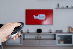 Bigstock-YouTube-Smart TV