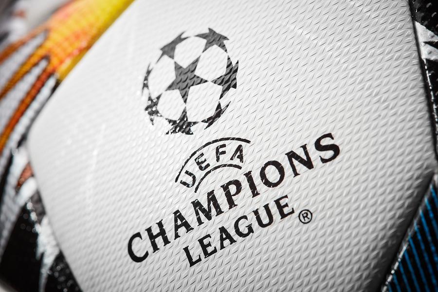 Champions balón