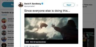 David F. Sandberg-Shazam-Batman-Superman
