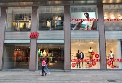 H&M ahora podría enfrentarse al gobierno chino.