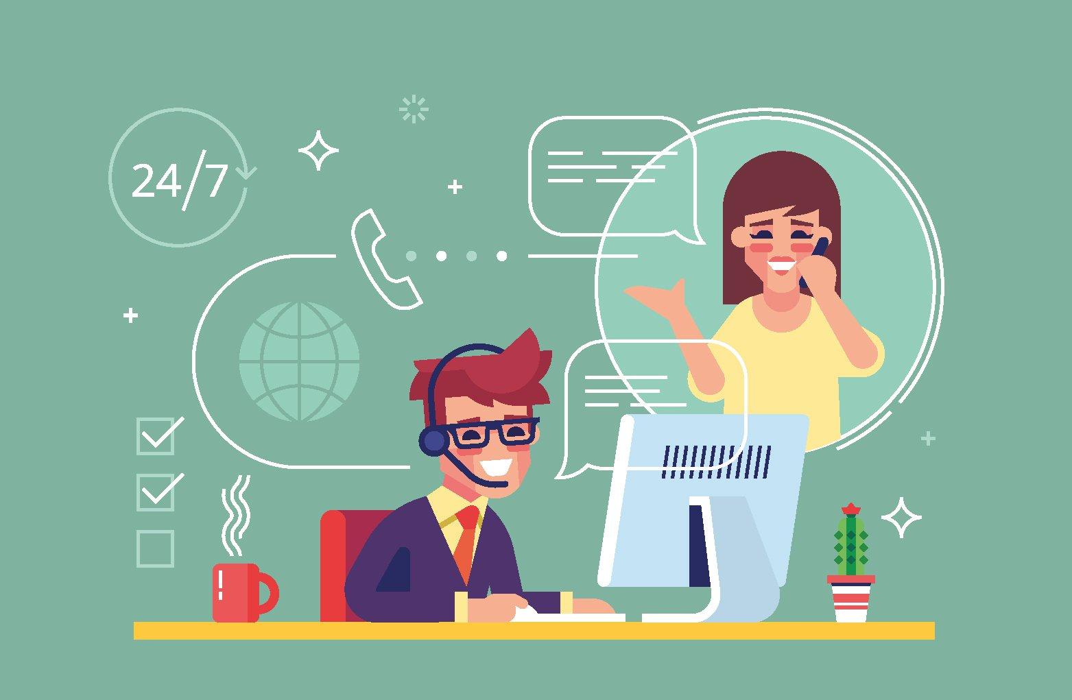 Los principales retos de servicio al cliente que enfrentan las empresas