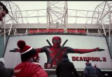 Manchester United-Deadpool 2