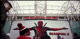 Manchester United-Deadpool 2