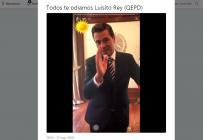 Pena Nieto-EPN-Luisito Rey-Netflix-Instagram