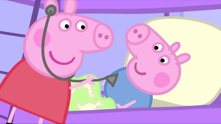 Peppa Pig-Enfermera